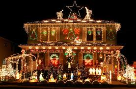 the best streets to see lights on the gold coast gold