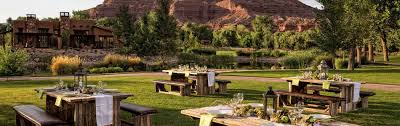 cheap wedding venues in colorado colorado wedding packages gateway canyons resort