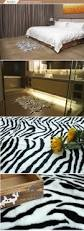 rugs and carpets alfombras animal print area rug 75x120cm zebra rugs and carpets alfombras animal print area rug 75x120cm zebra fur blanket bedroom floor mat livingroom