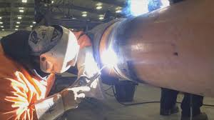 pipeline welding test head fabrication youtube