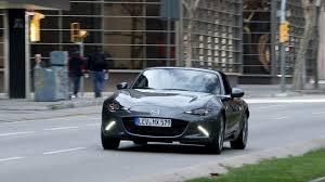 mazda automatic 2017 mazda mx 5 rf 2 0 skyactiv g automatic transmission youtube
