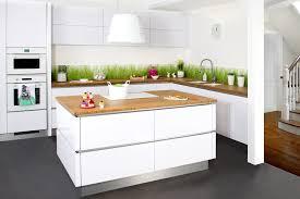cuisine blanc laqué et bois cuisine blanc laqué nos astuces pour bien l adopter