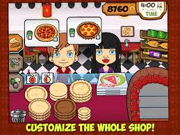 my pizza shop italian pizzeria management game android apps on