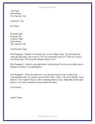 best photos of simple resume cover letter example simple resume