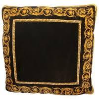 gold versace home decor vestiaire collective