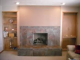home decor slate tile fireplace home design wonderfull beautiful