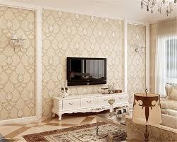 Simple European Living Room Design by Online Shop Beibehang Simple European Nonwoven Papel De Parede 3d