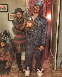 Unique Couple Halloween Costumes 31 Creative Couples Costumes Halloween Freddy Krueger