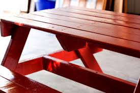 How Do I Build A Wooden Picnic Table by Ana White Pallet Picnic Table How To Diy Projects