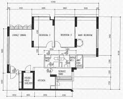 floor plans for fernvale road hdb details srx property