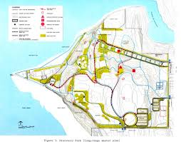 seattle map discovery park geologic hazards in seattle