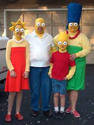 Family Guy Halloween Costume 25 Simpsons Costumes Ideas Gumball