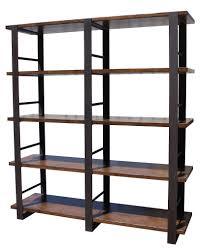 100 wood and iron bookshelves bookshelf interesting metal