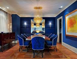 Colors For Dining Room Walls The 25 Best Blue Dining Tables Ideas On Pinterest Dinning Room