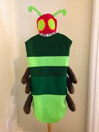 spirit halloween carle place no business like sew business the very hungry caterpillar costume