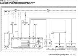 mercedes c class wiring diagram mercedes benz wiring diagrams