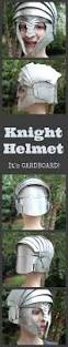 Make Your Own Knight Helmet With Crafteeo Great For A Knight