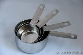 unit de mesure cuisine equivalence cup grammes les recettes de cuisine d