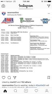 motocross ama schedule revised seattle schedule moto related motocross forums