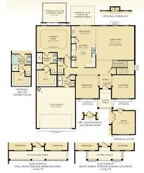 Rome Ryan Homes Floor Plan Homes Floor Plans Sienna
