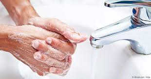 Not Contaminated With Oil Washing by Dangerous Myths About Washing Your Hands
