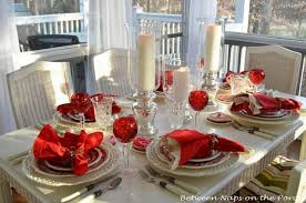 Valentine Decorations For Dinner Table by Romantic Valentines Day Ideas U2013 3 Valentine Dinner Ideas To