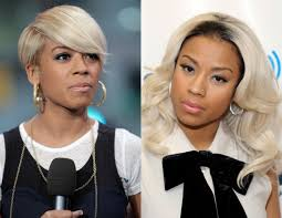 7 celebrities who refuse to part with their blond weaves