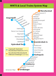 Chennai Metro Map by Mmts Train Timings Hyderabad Secunderabad Metro Train Timings
