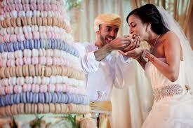 wedding cake qatar wedding photographer oman muscat ritz al bustan palace