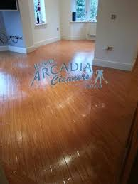 vinyl floor cleaning and sealing residential customer warrington