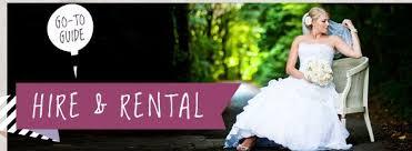 wedding dress hire brisbane brisbane wedding hire and ceremony rental weddingguide au