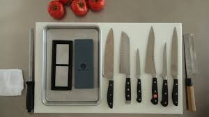 essential kitchen knives 100 essential knives for the kitchen the only three knives