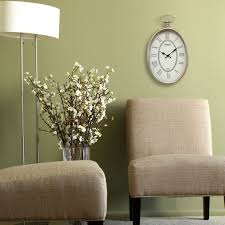 stratton home décor elegant wall clock u2013 stratton home decor