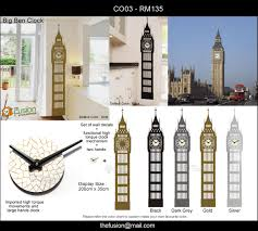 thefusionenterprise diy wall decal wall stickers clock decal labels clock decal