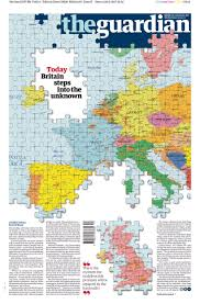 European Time Zone Map by The Difference 44 Years Make How The Uk Press Said Goodbye To
