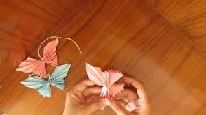 paper craft home decor diy home decor easy origami paper butterfly paper craft