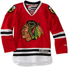 chicago blackhawks home jersey color