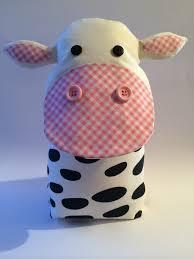 handmade cute cow door stop taken from facebook page a bundle of