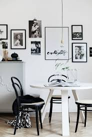 Dining Room Framed Art 5 Ways To Style A Black U0026 White Art Collection Aphrochic