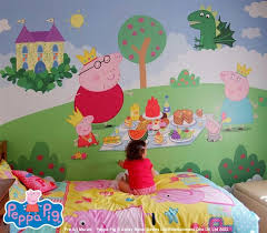 Pig Kitchen Curtains by Decor Of Peppa Pig Room Decor Beautiful Picture Ideas Peppa Pig