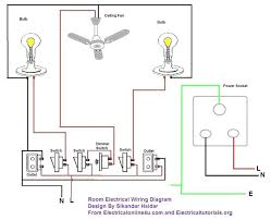 domestic electrical wiring diagram house software schemes design