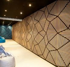 Decorative Wood Wall Panels by Decorative Acoustic Wall Panels Wall Mounted Decorative Panel Wood