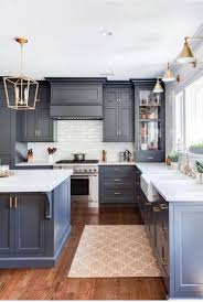 images of blue and white kitchen cabinets 36 best beautiful blue and white kitchens to hello