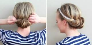tuck in hairstyles 5 on the run hairstyles pink mitten