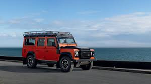 land rover usa defender rugby world cup 2015 custom defender land rover