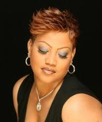 pictures on short hairstyles for african american women over 50