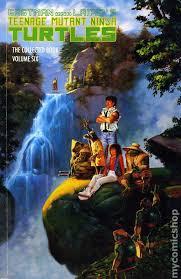 teenage mutant ninja turtles comic books issue 6