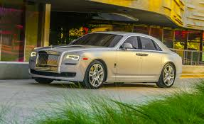 Rolls Royce Ghost Series Ii Reviews Rolls Royce Ghost Series Ii