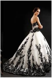 black and white wedding dresses tulle gown sweetheart black and white wedding dresses 2014