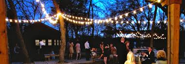 String Lights Outdoor Wedding by Outdoor Lighting Delightful Party Lights For Cheerful With String